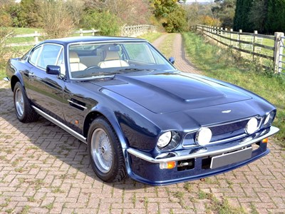 Lot 63 - 1988 Aston Martin V8 Vantage X-Pack