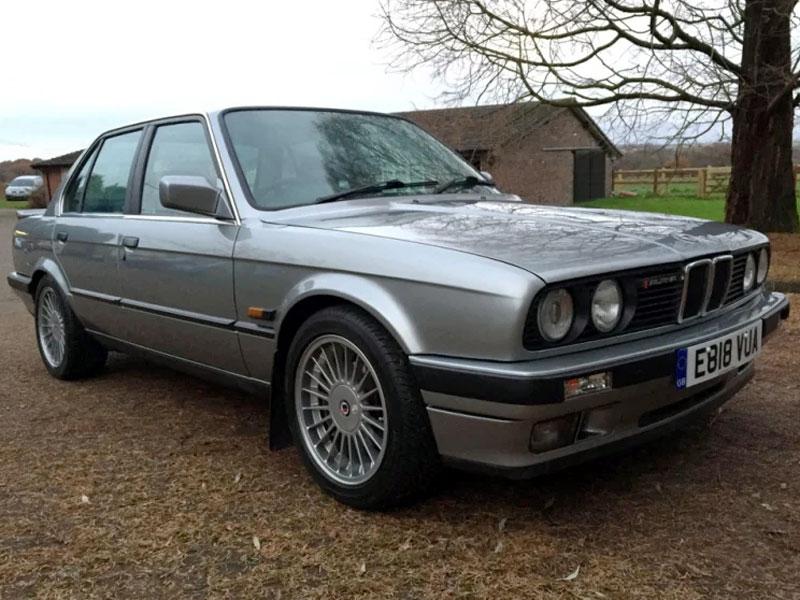 Lot 82-1988 BMW 325i