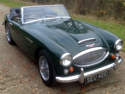 Lot 54 - 1966 Austin-Healey 3000 MKIII