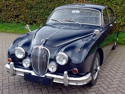 Lot 81-1967 Jaguar MK II 3.8 Litre