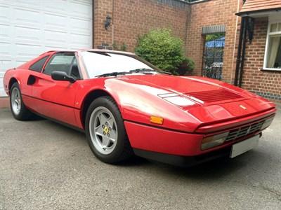 Lot 89-1986 Ferrari 328 GTS