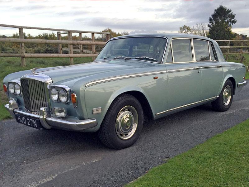 Lot 90 - 1975 Bentley T-Series