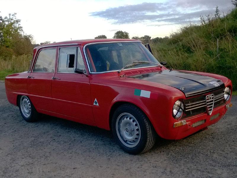 Lot 92-1970 Alfa Romeo Giulia Super