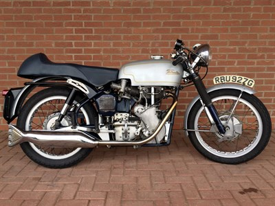 Lot 22 - 1968 Velocette Thruxton