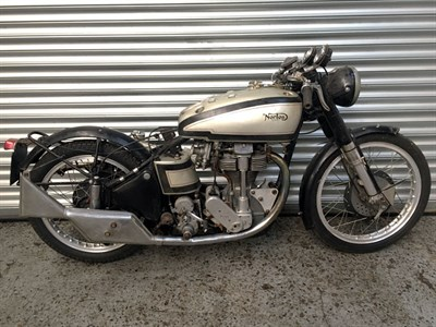 Lot 63 - 1949 Norton Manx 30M