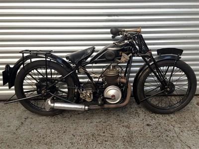 Lot 67-1930 Excelsior Model 7