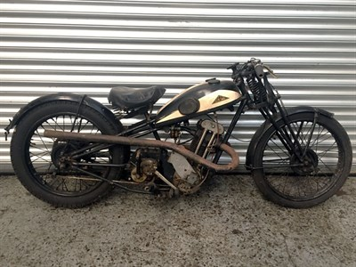 Lot 64 - 1937 Cotton 250cc