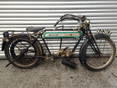 Lot 9 - 1913 Rudge Multi