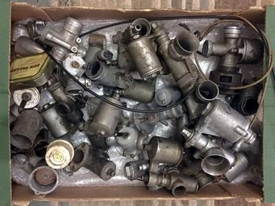 Lot 1-Various Carburettors