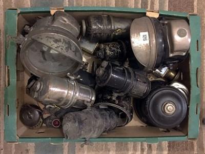 Lot 2-Various Carbide Lamps & Generators