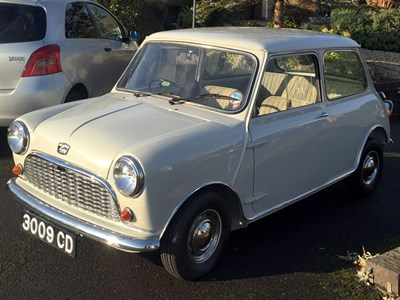 Lot 60-1960 Austin Seven Mini