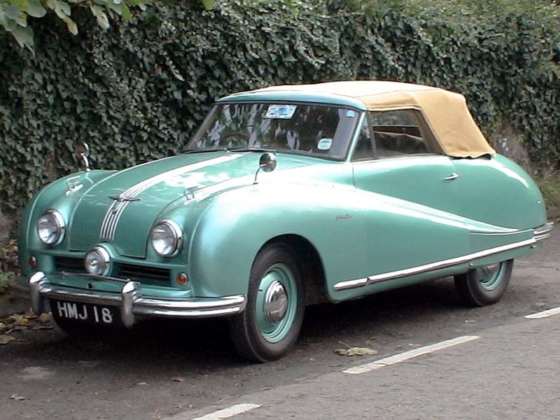 Lot 5 - 1950 Austin A90 Atlantic Convertible