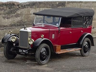 Lot 4-1928 Armstrong Siddeley 15hp Tourer