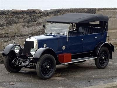 Lot 5-1926 Armstrong Siddeley 18hp MK II Short Tourer