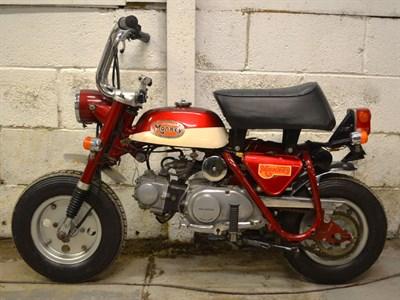 Lot 23-1973 Honda Z50A
