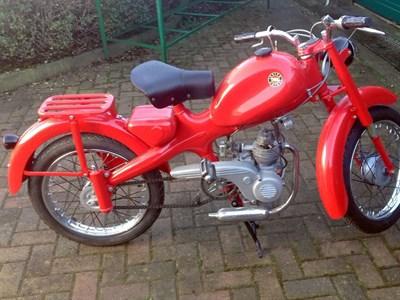 Lot 53-c.1952 Motom 48