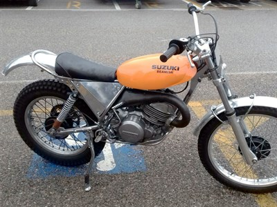 Lot 50 - 1977 Suzuki Beamish