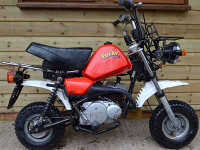 Lot 16 - 1979 Yamaha Pocke