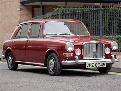 Lot 35-1974 Vanden Plas Princess 1300