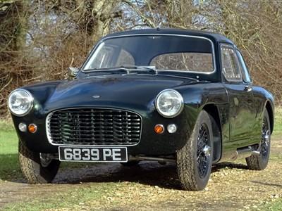 Lot 31-1958 Tojeiro-Climax Coupe