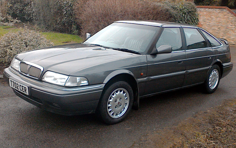Lot 23-1999 Rover Sterling