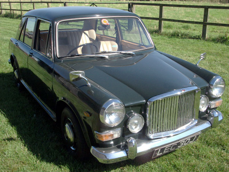 Lot 42 - 1971 Vanden Plas Princess 1300