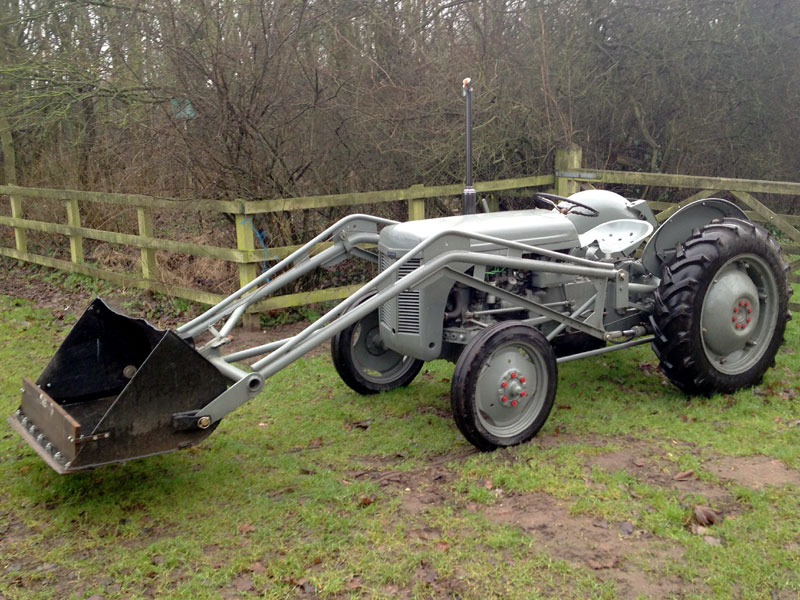 Lot 65 - 1951 Ferguson TD20