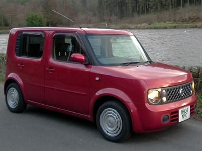 Lot 33-2005 Nissan Cube 1.5