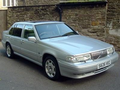 Lot 24-1998 Volvo S90 3.0 Classic