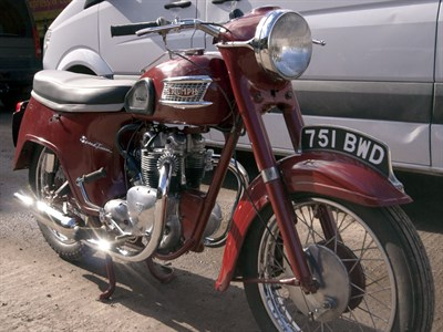 Lot 14 - 1961 Triumph 5TA Speed Twin