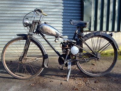 Lot 26-1960 Bianchi Aquilotto