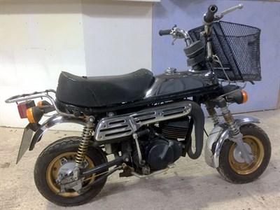 Lot 43-1979 Suzuki PV50