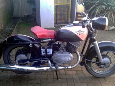 Lot 52-1958 Zundapp 201S