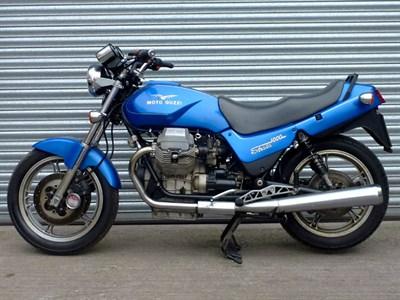 Lot 58-1996 Moto Guzzi Strada 1000