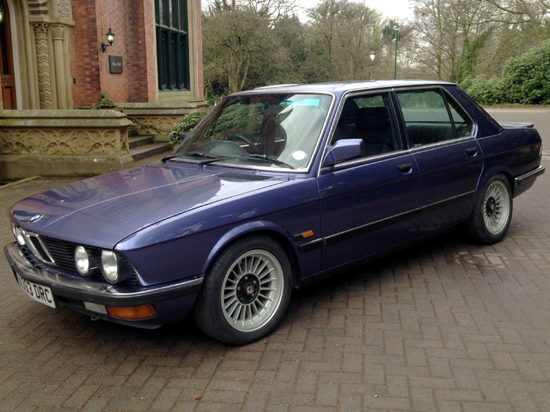 Lot 66 - 1984 BMW Alpina B9 3.5