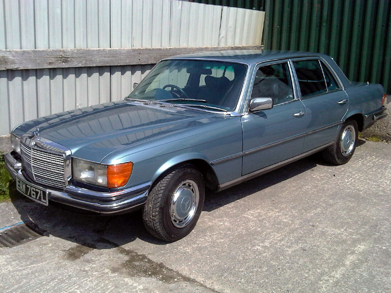 Lot 68 - 1973 Mercedes-Benz 450 SE