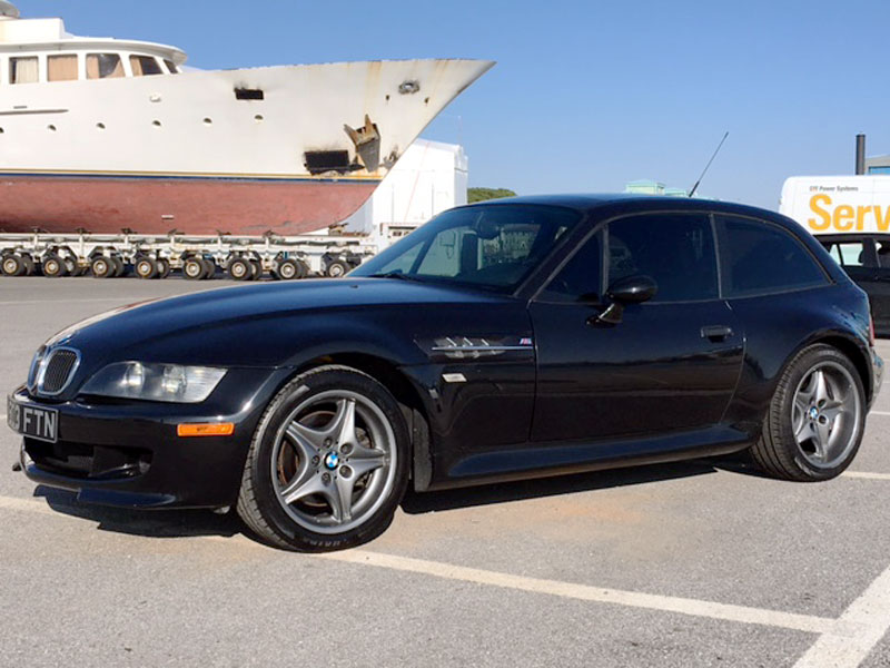 Lot 72-2000 BMW M Coupe