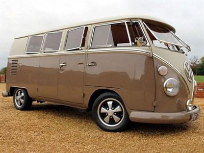 Lot 77-1965 Volkswagen Type 2