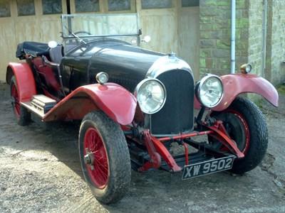 Lot 41-1925 Bentley 3 Litre Speed Model Tourer
