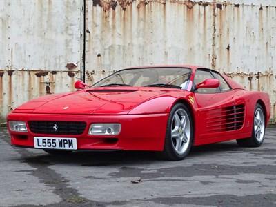 Lot 86-1993 Ferrari 512 TR