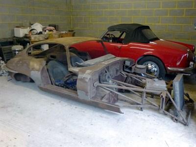 Lot 47-1962 Jaguar E-Type 3.8 Coupe