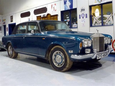 Lot 88 - 1976 Rolls-Royce Silver Shadow