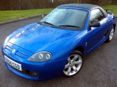 Lot 92-2004 MG TF 115