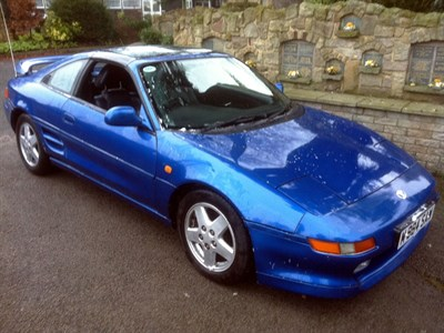 Lot 93-1994 Toyota MR2 GT