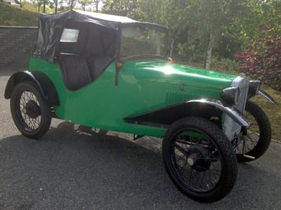 Lot 30-1930 Austin Seven