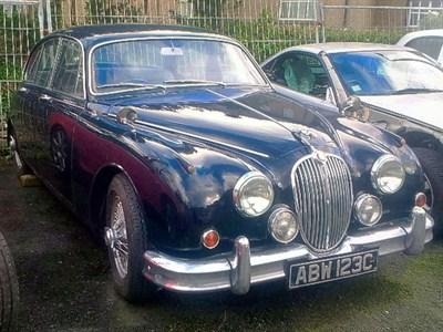 Lot 109-1965 Jaguar MK II 3.8 Litre