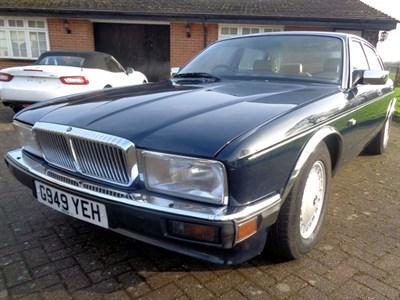 Lot 112-1989 Daimler 3.6