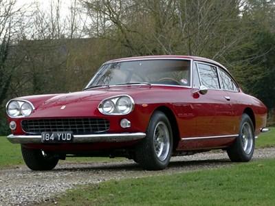 Lot 44-1965 Ferrari 330 GT 2+2