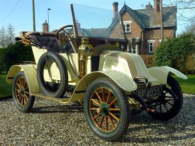 Lot 14-1909 Renault AX Tourer