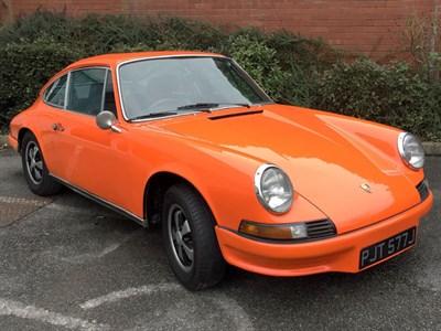 Lot 15-1971 Porsche 911 T Sportomatic
